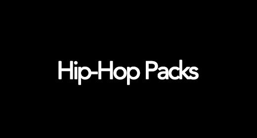 Hip Hop Packs