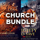 Church/Christian Themed Flyer Bundle