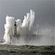 Ocean Storm Waves