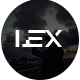 Lex - Parallax One Page - ThemeForest Item for Sale