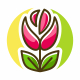 Flower Logo - GraphicRiver Item for Sale