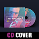 DJ / Musician / Band CD Cover Template