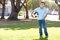 Boy Posing With Soccer ball - PhotoDune Item for Sale