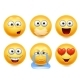 Smiley Face Icons - GraphicRiver Item for Sale