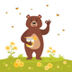 Bear Character - GraphicRiver Item for Sale