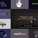 25 Quote Titles - VideoHive Item for Sale
