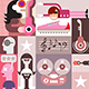Musical Pop Art Collage - GraphicRiver Item for Sale