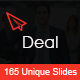 Deal Keynote Presentation Template - GraphicRiver Item for Sale