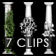 Pillars Video Mapping Pack V 0.1 - VideoHive Item for Sale