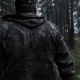 The Fisherman Walks Through the Forest - VideoHive Item for Sale