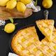 Lemon Pie And Fresh Lemons - PhotoDune Item for Sale