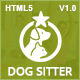 Dog Sitter - Pet Grooming & Pets Shop HTML5 Template - ThemeForest Item for Sale