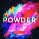 120 Powder Explosion Backgrounds