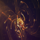 Broadcast Energy Golden Particles - VideoHive Item for Sale