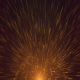 Cinematic Gold Fireworks Particles - VideoHive Item for Sale