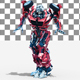 Dancer Woman Motion Autobot - VideoHive Item for Sale