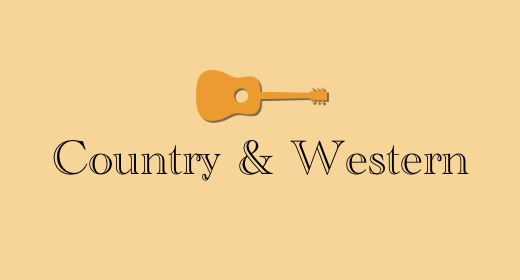 COUNTRY & WESTERN