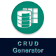 Codeigniter CRUD Generator + User Manager (Material Design)