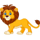 Lion Cartoon - GraphicRiver Item for Sale