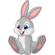 Sitting Rabbit - GraphicRiver Item for Sale