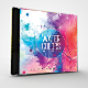 Water Color Music Festival Remixes CD/DVD Photoshop Template - GraphicRiver Item for Sale