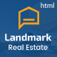 Landmark - Real Estate HTML Template - ThemeForest Item for Sale