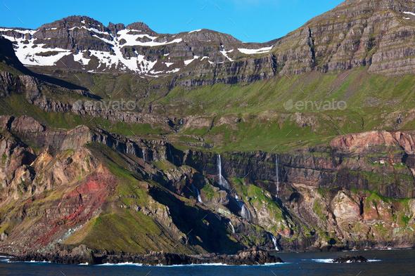 Iceland - Stock Photo - Images