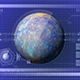 Space Planet And Computer Radar - VideoHive Item for Sale