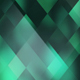 BAproduction12 - Green Abstract Geometrical Modern Background