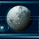 The Cosmic Planet Studied By The Radar - VideoHive Item for Sale