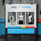 Fitness Flyer Template - GraphicRiver Item for Sale