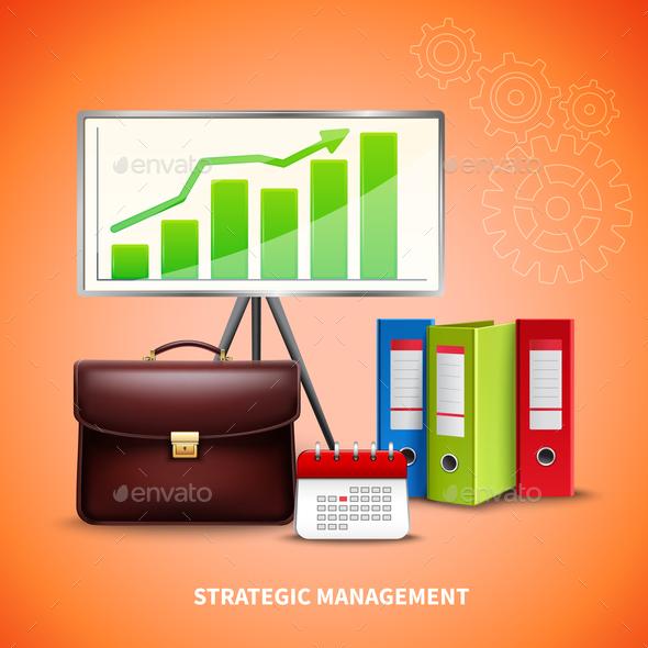 Business Realistic Concept - Business Conceptual
