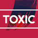 Toxic - Creative PSD Template - ThemeForest Item for Sale