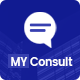 MyConsult - Business Consulting and Professional Services HTML Template - ThemeForest Item for Sale