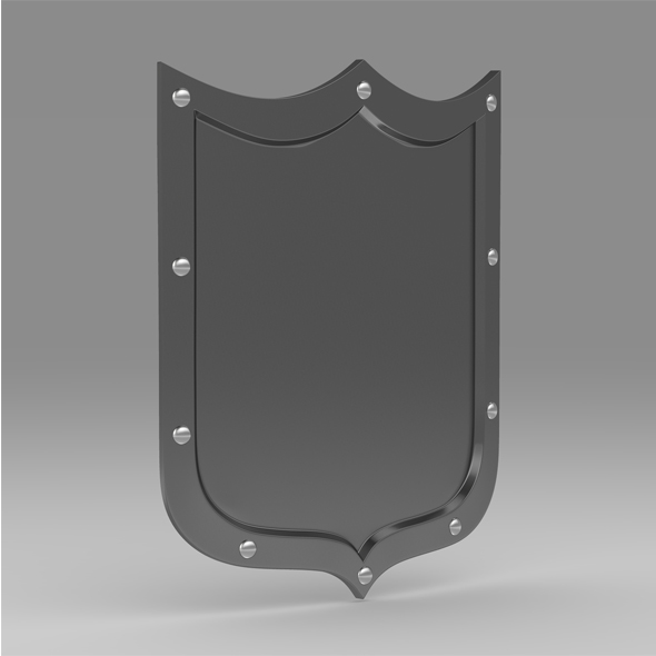 Shield - 3DOcean Item for Sale