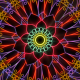 Colorful Rays Mandala - VideoHive Item for Sale