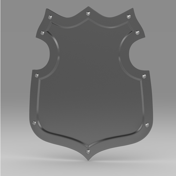 Shield 4 - 3DOcean Item for Sale