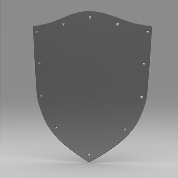 Shield 7 - 3DOcean Item for Sale