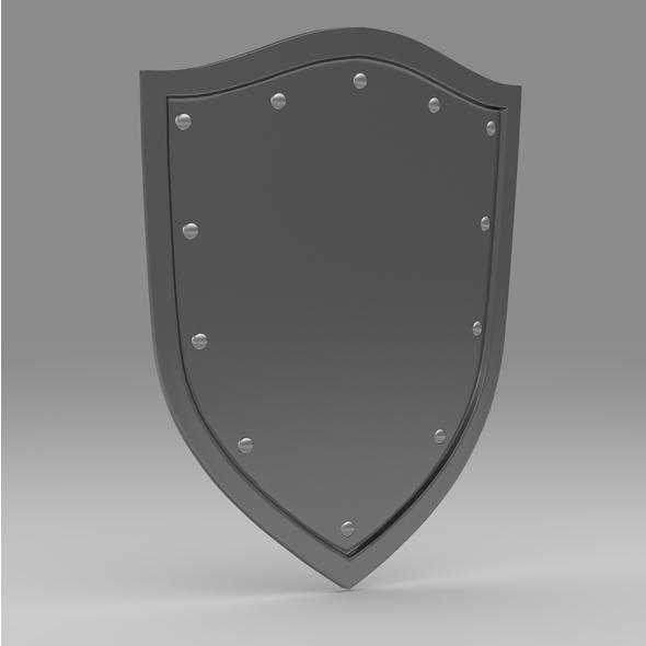 Shield 8 - 3DOcean Item for Sale