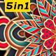 Mandala - VideoHive Item for Sale