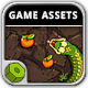 Snake Attack - Game Assets - GraphicRiver Item for Sale