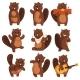 Character Beaver
