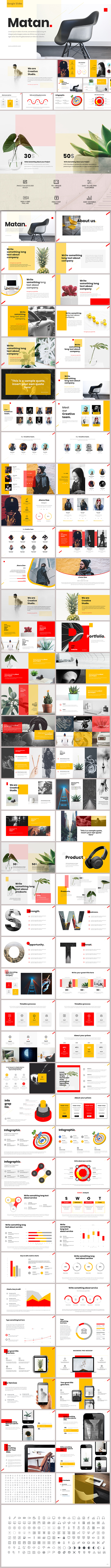 Matan Google Slides - Google Slides Presentation Templates