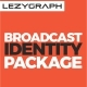 Broadcast Identity Package - VideoHive Item for Sale