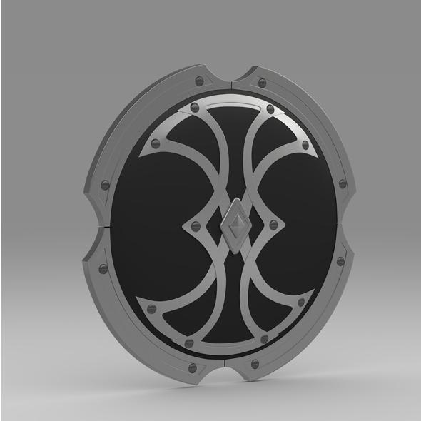 Shield 15 - 3DOcean Item for Sale