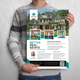 Realestate Flyer - GraphicRiver Item for Sale