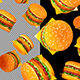 3D Burger - VideoHive Item for Sale