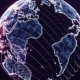 Digital World Globe Loop - VideoHive Item for Sale