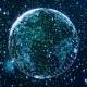 Digital World Globe Loop - VideoHive Item for Sale