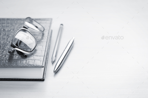 Office desk - Stock Photo - Images